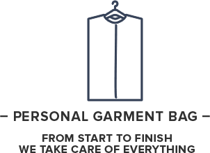 Personal Garment Bag - Phoenix Cleaners